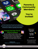 Webinar: Commonly Used Apps Part 2